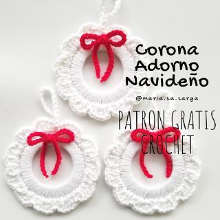 Christmas Countdown – Day Twelve | Patrones de crochet de navidad ... | 320x320