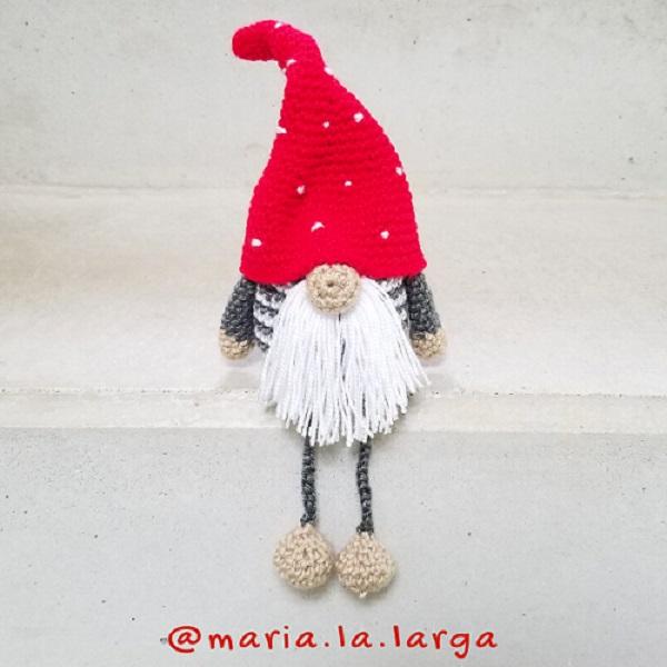Crochet Store and Patterns - MariaLaLarga.com